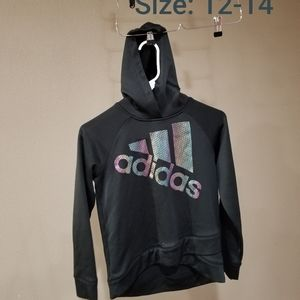 Girls Adida sweater